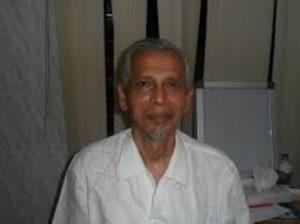 Professor Dr. Kamal Sayeed Ahmed Chowdhury