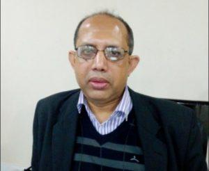 Professor Dr. Paritosh Kumar Baral