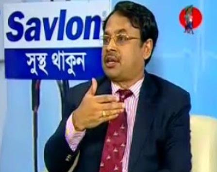 Dr. AKM Mosharraf Hossain