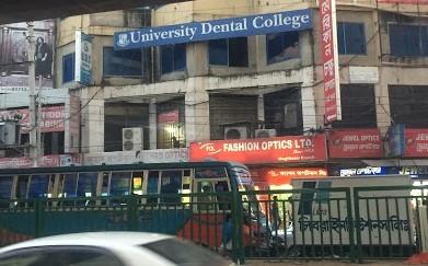 University Dental College and Hospital