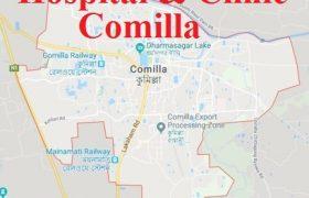 Hospital & Clinic list in Comilla