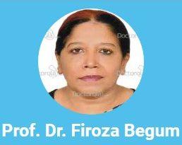 Prof. Dr. Firoza Begum