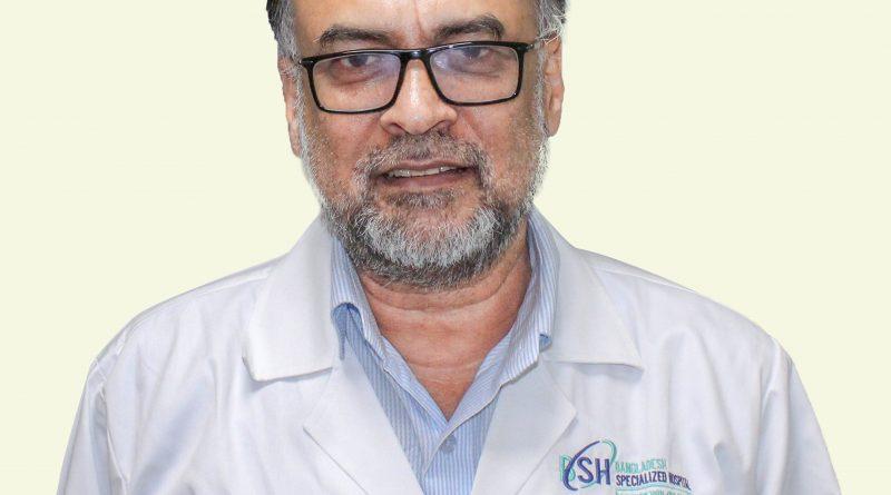 Prof. Dr. Md. Mizanur Rahman