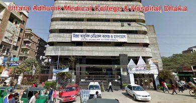 Uttara Adhunik Medical College & Hospital, Dhaka