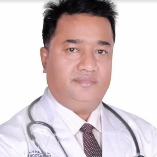 Dr. Mohammed Shamsul Islam Khan